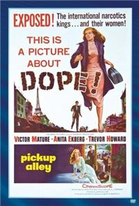 Pickup Alley (1957) Poster