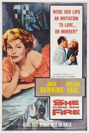 Fortune Is a Woman (1957) 1080p Poster