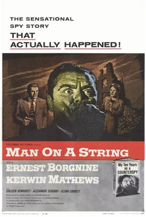 Man on a String (1960) Poster