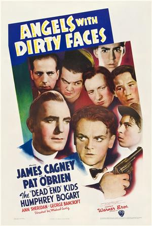 Angels with Dirty Faces (1938) 1080p Poster