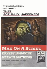 Man on a String (1960) 1080p Poster