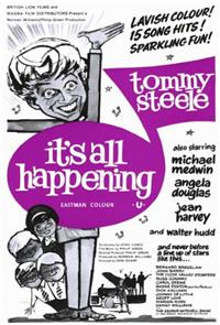 It's All Happening (1963) Poster