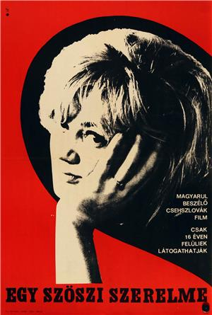 Loves of a Blonde (1965) Poster