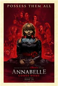 Annabelle Comes Home (2019) 1080p Poster