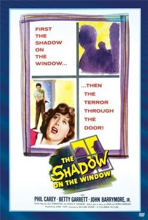 The Shadow on the Window (1957) 1080p Poster