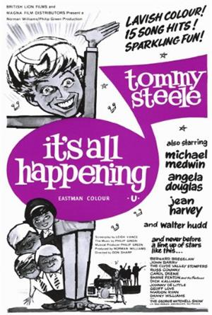 It's All Happening (1963) 1080p Poster
