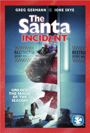 The Santa Incident (2010) 1080p Poster