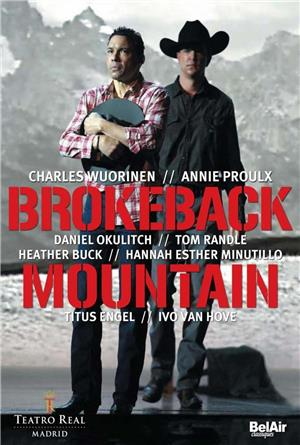 Brokeback Mountain (2014) 1080p Poster