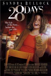 28 Days (2000) Poster