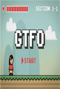 GTFO: Get The F&#% Out (2015) 1080p Poster