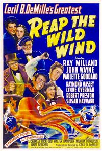 Reap the Wild Wind (1942) 1080p Poster