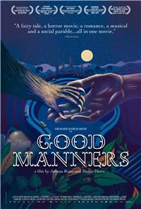 Good Manners (2017) 1080p Poster