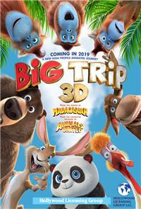 The Big Trip (2019) Poster