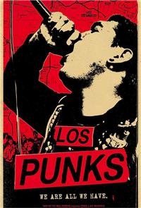 Los Punks: We Are All We Have (2016) 1080p Poster