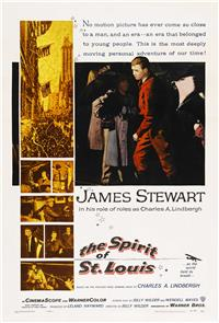 The Spirit of St. Louis (1957) 1080p Poster