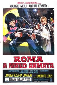 Rome, Armed to the Teeth (1976) 1080p Poster