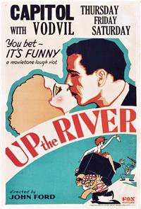 Up the River (1930) 1080p Poster