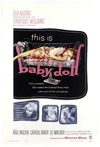 Baby Doll (1956) 1080p Poster