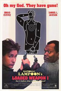 National Lampoon's Loaded Weapon 1 (1993) 1080p Poster
