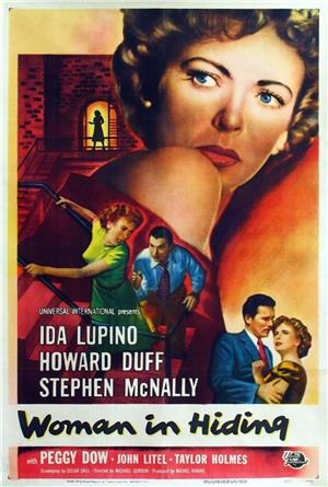 Woman in Hiding (1950) 1080p Poster