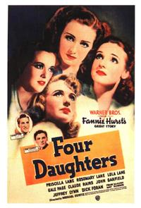 Four Daughters (1938) 1080p Poster