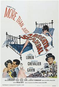 A Breath of Scandal (1960) 1080p Poster