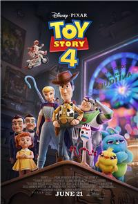 Toy Story 4 (2019) 1080p Poster