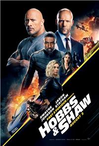 Fast & Furious Presents: Hobbs & Shaw (2019) 1080p Poster