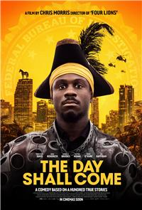 The Day Shall Come (2019) Poster