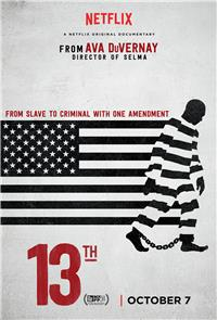 13th (2016) 1080p Poster