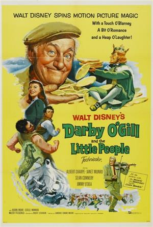 Darby O'Gill and the Little People (1959) 1080p Poster