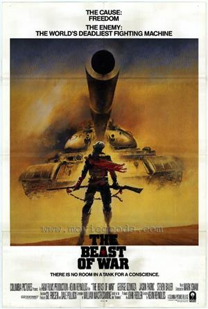 The Beast of War (1988) 1080p Poster