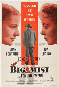 The Bigamist (1953) Poster