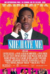 She Hate Me (2004) 1080p Poster