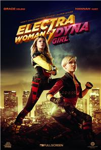 Electra Woman and Dyna Girl (2016) 1080p Poster
