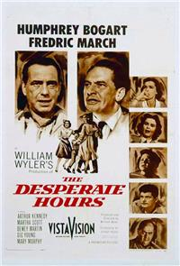 The Desperate Hours (1955) 1080p Poster
