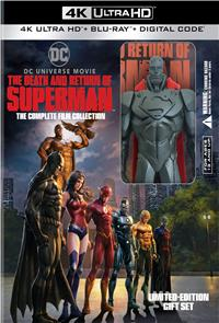 The Death and Return of Superman (2019) 1080p Poster