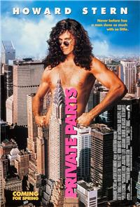 Private Parts (1997) 1080p Poster