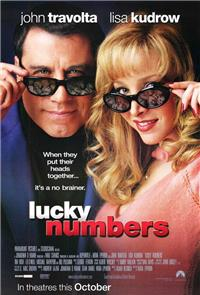 Lucky Numbers (2000) 1080p Poster