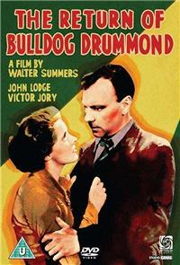 The Return of Bulldog Drummond (1934) Poster