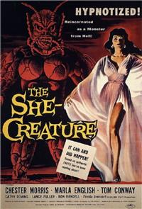 The She-Creature (1956) 1080p Poster