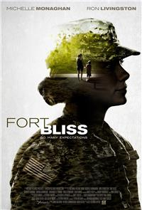 Fort Bliss (2014) 1080p Poster