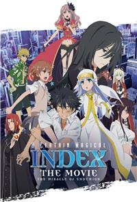 A Certain Magical Index: The Miracle of Endymion (2013) Poster