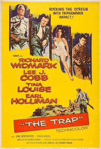 The Trap (1959) Poster