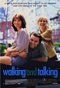 Walking and Talking (1996) 1080p Poster