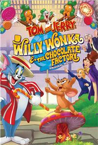 Tom and Jerry: Willy Wonka and the Chocolate Factory (2017) 1080p Poster