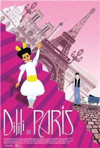 Dilili in Paris (2018) Poster