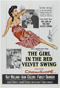 The Girl in the Red Velvet Swing (1955) 1080p Poster