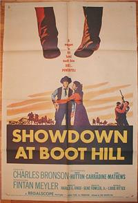 Showdown at Boot Hill (1958) 1080p Poster
