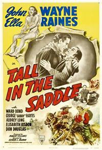 Tall in the Saddle (1944) 1080p Poster
